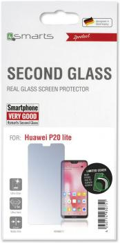 4smarts Second Glass Essential für Huawei P20 lite